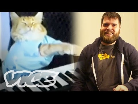 How Keyboard Cat Got Famous