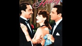 A Bride for Henry (1937) [Full Movie] Stars: Anne Nagel, Warren Hull, Henry Mollison