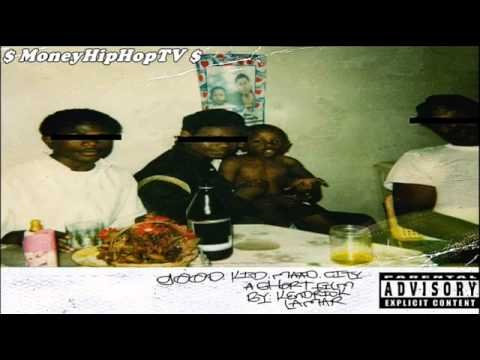 m.A.A.d. city Kendrick Lamar Ft. MC Eiht lyrics dirty