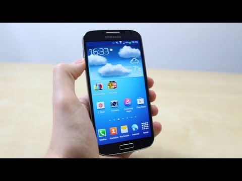 Review: Samsung Galaxy S4 (Deutsch)   SwagTab