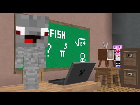 Minecraft Film deutsch In der Schule Verstecken spielen