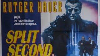 Split Second   Full Movie   Rutger Hauer, Kim Cattrall