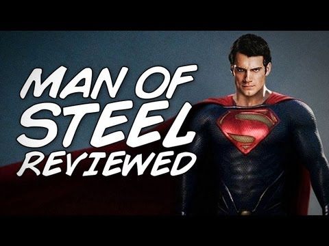 Man of Steel - Reviewed