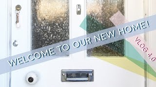 Welcome to our new home! Vlog 4.0