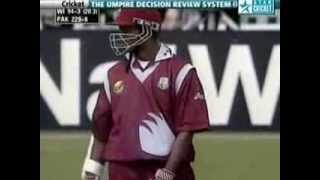 Pakistan vs West Indies World Cup 1999 Group Match HQ Incomplete Highlights