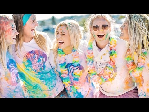 The Color Run Tropicolor World Tour 2016 Official Video