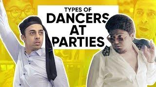 Types Of Dancers At Parties   Jordindian