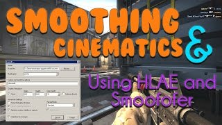 How to use HLAE to make smooths and cinematics on CS:GO