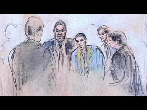 'Underwear bomber' pleads guilty to all charges