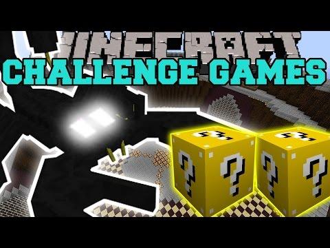 Minecraft: Emperor Scorpion Challenge Games - Lucky Block Mod - Modded Mini-game video