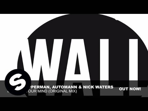 David Hopperman, Automann & Nick Waters - Make Up Your Mind (Original Mix) Music Videos
