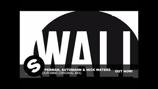 David Hopperman, Automann & Nick Waters - Make Up Your Mind (Original Mix)