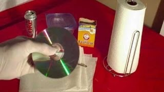 How to clean a xbox 360 game disc **100% WILL WORK**