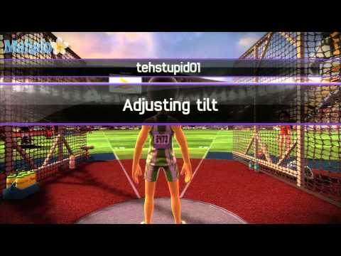 Kinect Sports - Track and Field