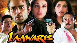 Laawaris in 30 Minutes   Akshaye Khanna   Manisha Koirala   Jackie Shroff   Hindi Action Movie