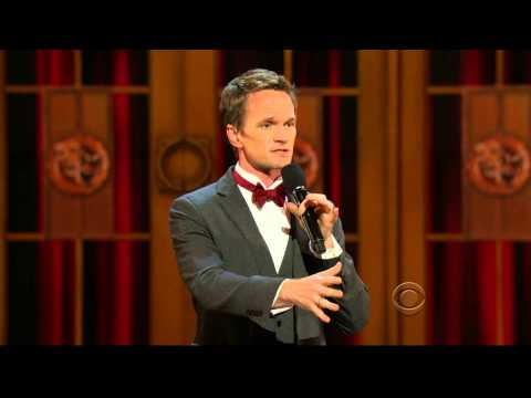 2013 Tony Awards Highlights in a Mash-up/Montage
