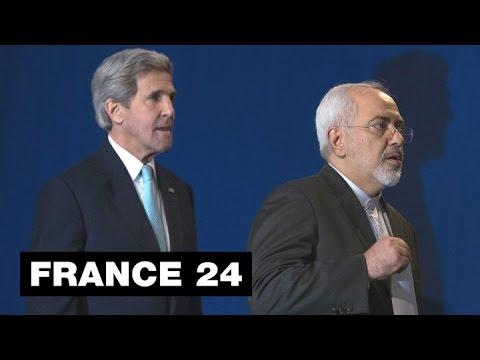 Iran nuclear talks: Iranian top negotiator Zarif back in Vienna,