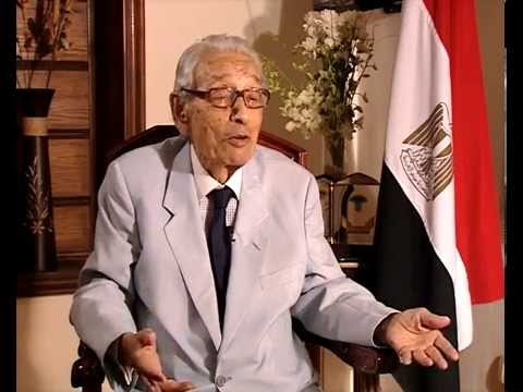 BOUTROS-GHALI'S OPINION ABOUT ABDEL FATTAH EL-SISI, WITH MONA SEWILAM ON EGYPTIAN TV