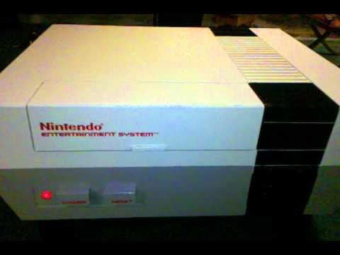 Nintendo Entertainment Coffee Table