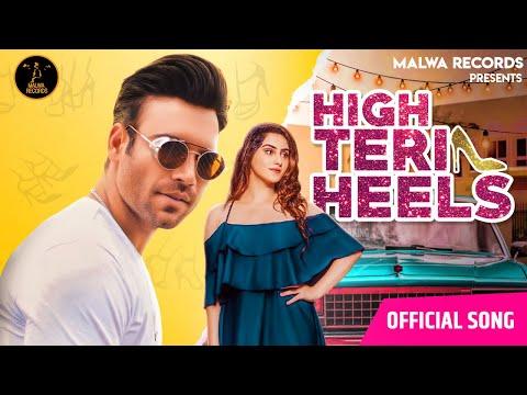 HIGH TERI HEELS (Official Video) Vikas Verma | Diana Khan | Y2jay | Garrari | RSwami | New Song 2019
