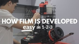 Film Developing Process | Film Photography Series Part 2/3