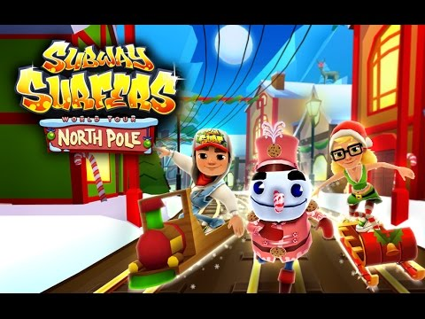 Subway Surfers World Tour 2015 – North Pole