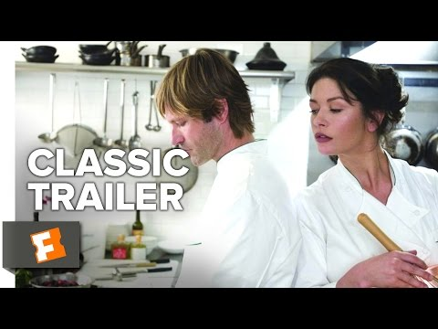 No Reservations (2007) Official Trailer #1 - Catherine Zeta-Jones, Aaron Eckhart Movie