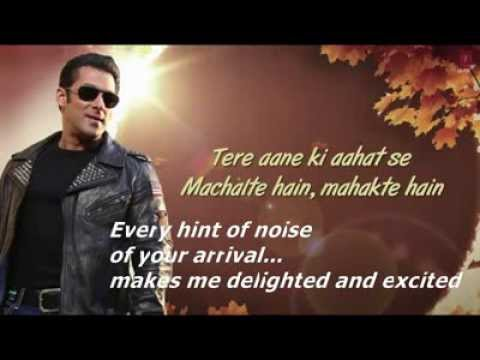 Tere Naina Maar Hi Daalenge :Jai Ho ENGLISH TRANSLATION Full...