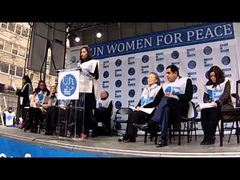 UNITED NATIONS  March 7 2014 Women's Day