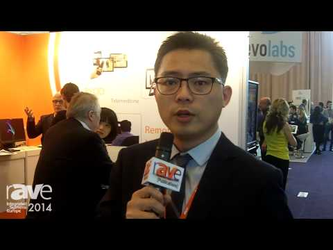 ISE 2014: AVer Discusses Its BYOD Videoconferencing Solution