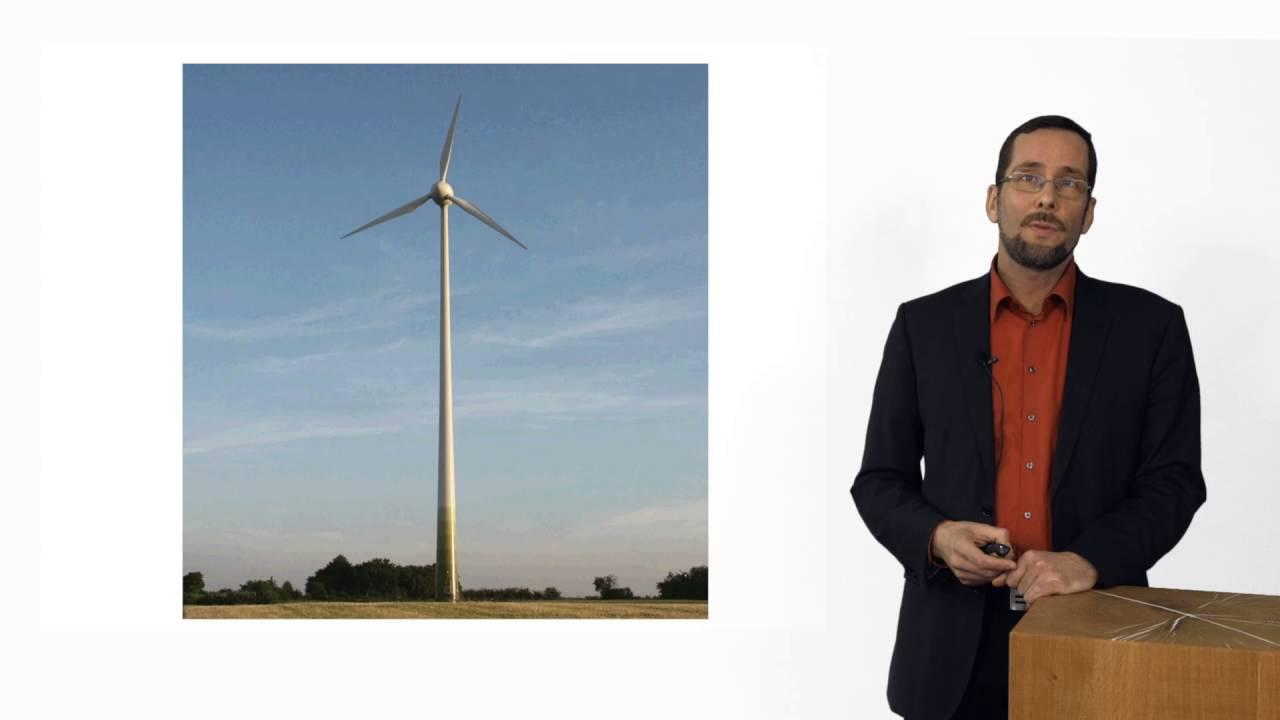 Funktionsweise von Windkraftanlagen