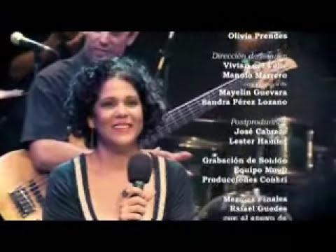 Ivette Cepeda Tu eres la musica que tengo que cantar