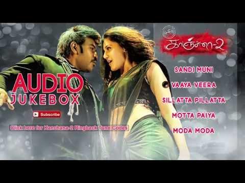 Kanchana 2 | Muni 3 | Audio Full Songs Jukebox | Hd | Raghava Lawrence | Taapsee | Thaman Ss video