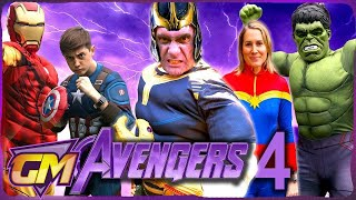 Avengers 4! - Gorgeous Movies Fun Kids Parody