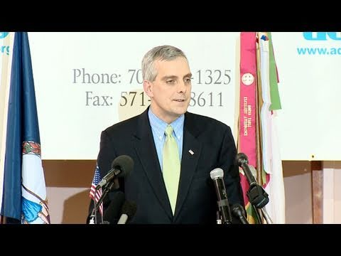 Deputy National Security Advisor Denis McDonough Speaks at the Adams Center