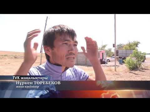 Түркістан облысындағы танымал қымызхана сүріліп жатыр