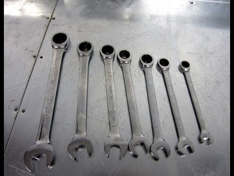 TOOL REVIEW - Gear Wrenches