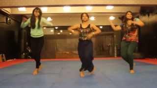 CHITTIYAN KALAIYAN choreography @ RITU'S DANCE STUDIO SURAT.