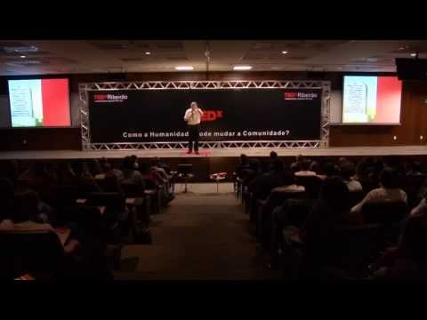 Atende Brazil! -- Take Care Brazil! Edmour Saiani at TEDxRibeirao