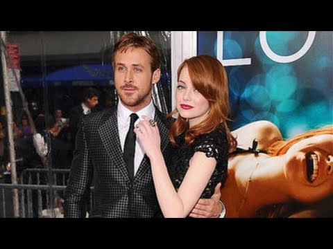 Emma Stone Falls For Romance and Crazy, Stupid, Love Cast Gushes Over Ryan Gosling's Abs!