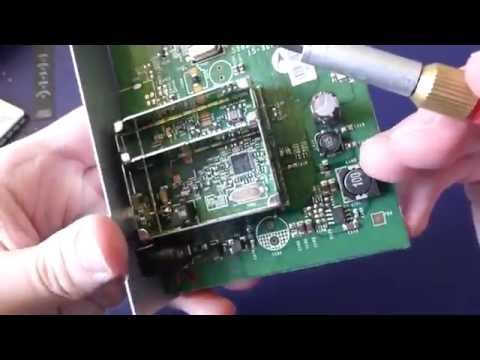 Teardown of a Motorola SB5101N Modem