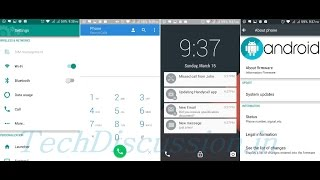 Installing Lollipop Android 5.0 in Lava Iris 504Q