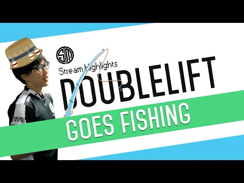Stream Highlights | Doublelift Goes Fishing