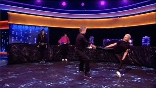 """Torvill & Dean"" Interview & Performance On The Jonathan Ross Show 11 January 2014"