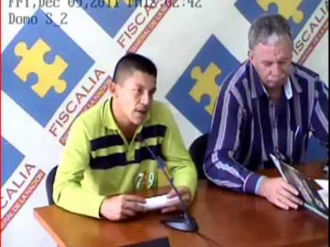 Confesión de ex paramilitar sobre Álvaro Uribe Vélez