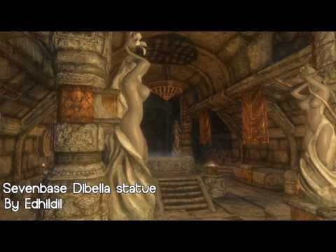 Skyrim Mod Review 09 - Isabella, Huskies and Nude Statues - Series: Boobs and Lu