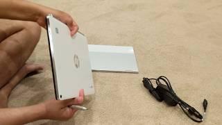 HP X2 Chromebook