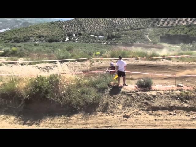 Priego Motocross - Carrera 1 - 85cc - Taylor Arnold y Sebastian Baeza