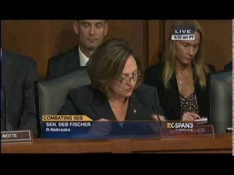 09-16-14 Fischer remarks at ISIL Hearing with Sec. Hagel and Gen. Dempsey