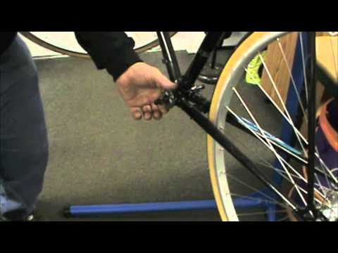 Crank & Bottom Bracket Tricks - Bike Repair - Fixie Conversion Part 3 - BikemanforU